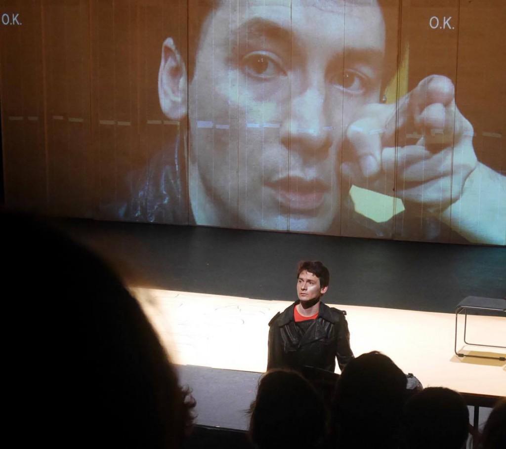Premiären av 20 november på Festival d' Avignon.